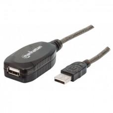 CAVO PROLUNGA USB 2.0 MANHATTAN 10mt