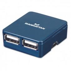 MICRO USB HUB 2.0 4 PORTE MANHATTAN
