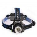 TORCIA LED FRONTALE 2led alta luminosità