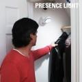 LAMPADA CON SENSORE DI MOVIMENTO 7 LED PRENSENCE LIGHT