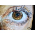 QUADRO IN THE EYE VALERIA TURCO